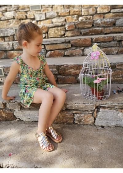 Ολόσωμη φόρμα-σορτσάκι Mayoral - Ηλιαχτίδα Kids - Παιδικά Είδη 1ad9fdc1d17