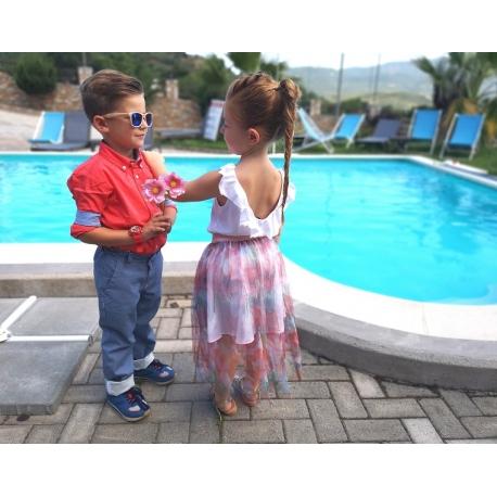 db46a74571e Παντελόνι MARASIL - Ηλιαχτίδα Kids - Παιδικά Είδη