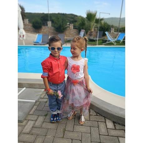 d5953d12260 Φούστα MARASIL - Ηλιαχτίδα Kids - Παιδικά Είδη