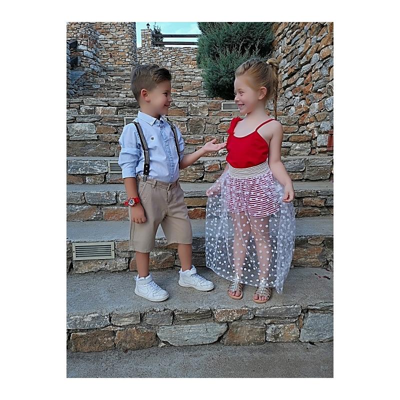 7a7bc5c98f7 Ολόσωμο κορμάκι MARASIL - Ηλιαχτίδα Kids - Παιδικά Είδη