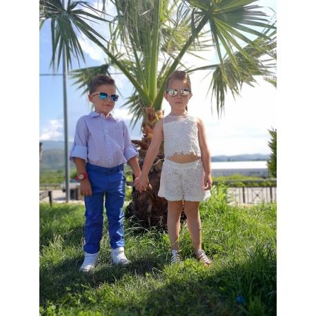80284dd8ee0 Πουκάμισο MARASIL - Ηλιαχτίδα Kids - Παιδικά Είδη
