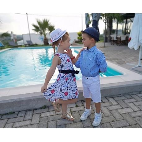 ffdad59e483 Φόρεμα Mayoral - Ηλιαχτίδα Kids - Παιδικά Είδη