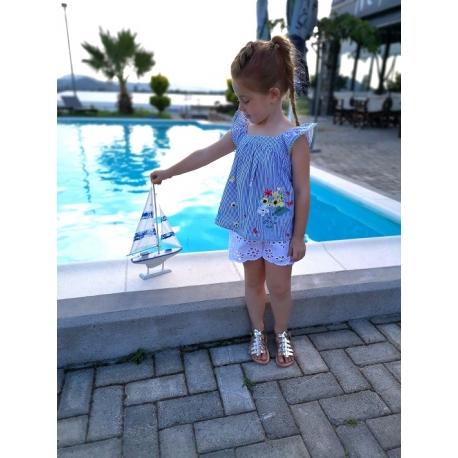 66347e0821c Μπλουζάκι MARASIL - Ηλιαχτίδα Kids - Παιδικά Είδη