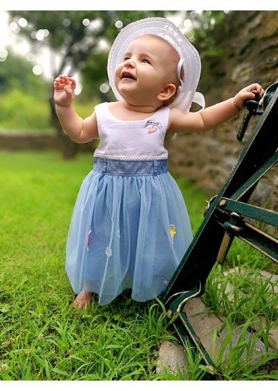 Μπεμπέ φόρεμα MARASIL - κορίτσι