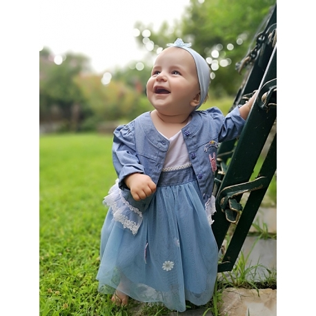 474559ef92e Ζακετάκι bebe MARASIL - κορίτσι - Ηλιαχτίδα Kids - Παιδικά Είδη