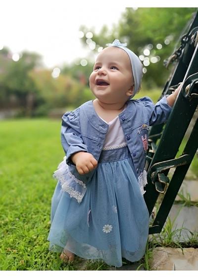 Ζακετάκι bebe MARASIL - κορίτσι