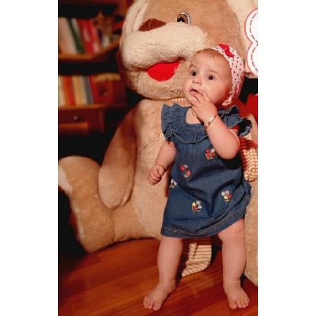 0418739c6c4 Φόρεμα Mayoral - bebe - Ηλιαχτίδα Kids - Παιδικά Είδη