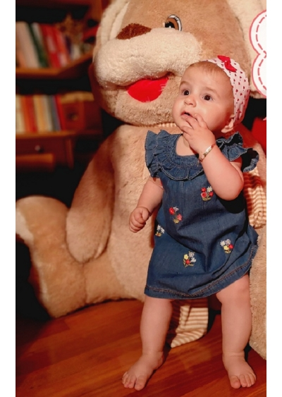 Φόρεμα Mayoral - bebe