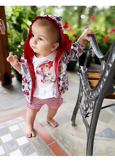Μπουφάν Mayoral - κορίτσι