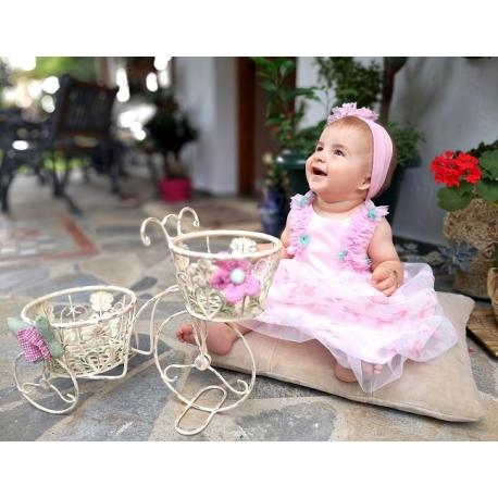 Φόρεμα bebe MARASIL - κορίτσι