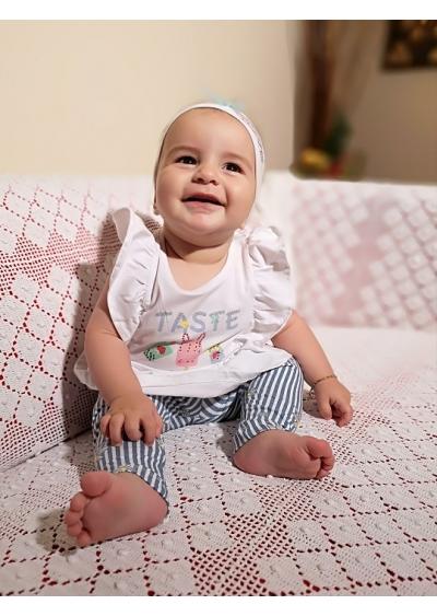 Σύνολο Marasil bebe - κορίτσι