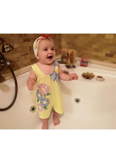 Ολόσωμη φόρμα bebe SPRINT - κορίτσι