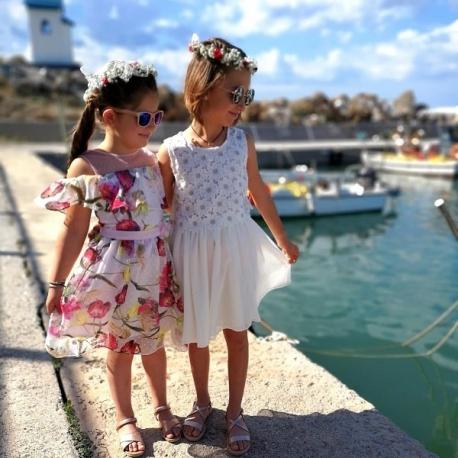 68c685ee1d0 Φόρεμα MARASIL - Ηλιαχτίδα Kids - Παιδικά Είδη