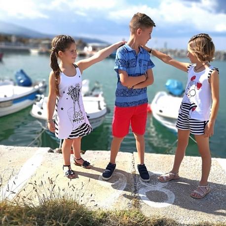 4793c0ba89b Βερμούδα MARASIL - αγόρι - Ηλιαχτίδα Kids - Παιδικά Είδη