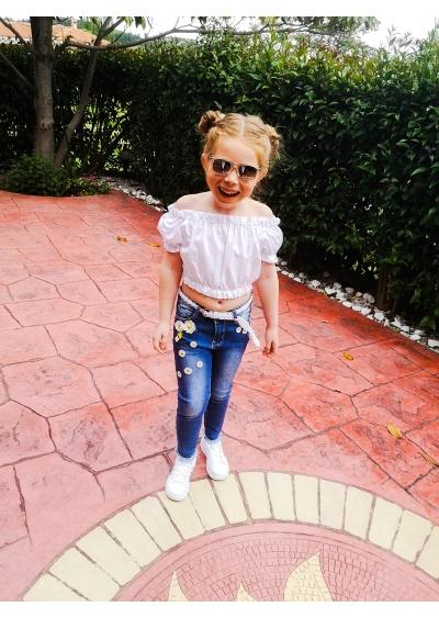 Ebita τζιν παντελόνι